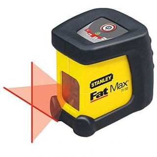 Stanley FatMax CL2 Self Leveling Laser Cross Level   Tools   Levels