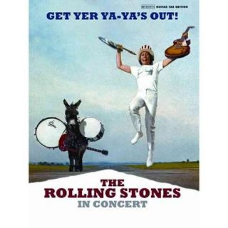Get Yer Ya Ya's Out The Rolling Stones in Concert