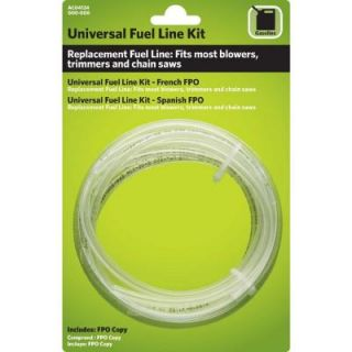 Universal Fuel Line Kit AC04124