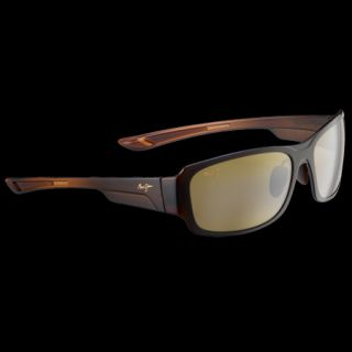 Maui Jim Bamboo Forest Sunglasses   Rootbeer Fade Frame with HCL Bronze Lens 777089