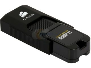 Corsair Flash Voyager USB 3.0 16 GB, Read 200 MBs   Write 25 MBs, Plug and Play (CMFVY3A 16GB)