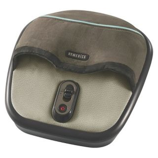 HoMedics® Air Compression + Shiatsu Foot Massager