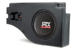 1997 2002 Ford Expedition Car Subwoofers & Enclosures   MTX FEN10 TN   MTX Thunderform Subwoofer Enclosure
