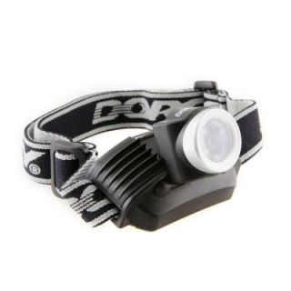 Dorcy Weather Resistant Broad Beam LED Headlight Flashlight 41 2096