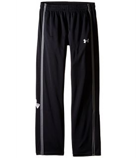 Under Armour Kids Midweight Champ Pants (Big Kids) Black/White