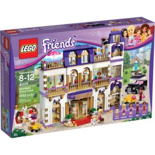 LEGO Friends Heartlake Grand Hotel, 41101