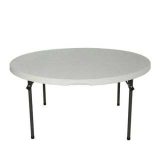 60 Round Stacking Table by Lifetime