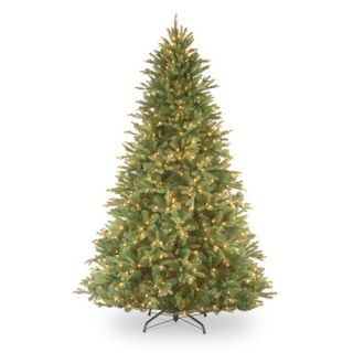 National Tree Co. Tiffany Fir 7.5 Green Artificial Christmas Tree