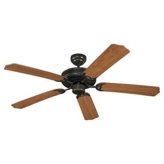 Sea Gull Lighting Ceiling Fan in Heirloom Bronze Finish