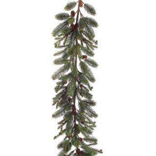 Christmas Central 10 in x 5 ft Noble Fir Artificial Christmas Garland