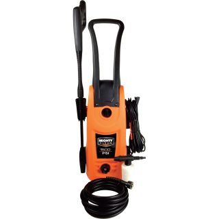 Mighty Clean Electric Cold Water Pressure Washer — 1,500 PSI, 1.3 GPM, Model# MC1500  Electric Cold Water Pressure Washers