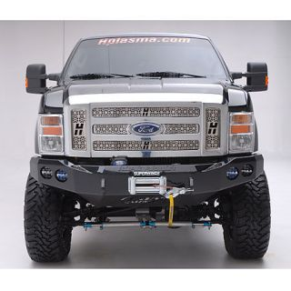 Road Armor Stealth Base Front Bumper 2008 2010 Ford Super Duty