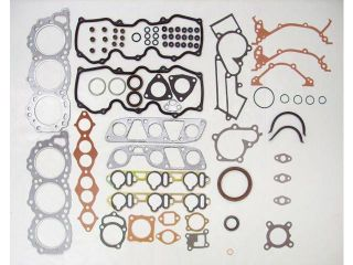 93 98 Nissan Quest VG30E 3.0L 2960cc V6 12V SOHC Engine Full Gasket Replacement Kit Set FelPro: HS9972PT/CS9228