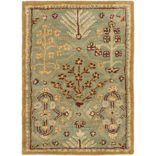 Safavieh Antiquity Light Blue/Gold Area Rug