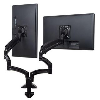 Chief K1D230B Kontour K1D Dual Monitor Desk Mount, Extended Reach   Black K1D230B