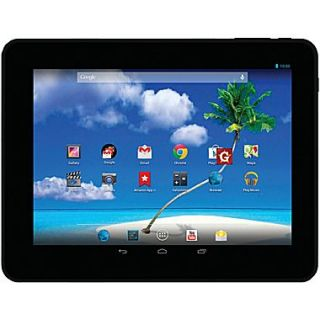 Proscan PLT8802, 8 Tablet, 8 GB, Android Jelly Bean, Wi Fi, Black