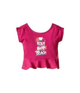 Roxy Kids Surf Beach Ruffled Tee (Infant)