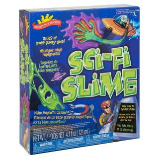 Scientific Explorer Sci Fi Slime Science Kit