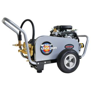 Simpson Water Shotgun Belt Drive 4,000 PSI Gas Cold Water Pressure Washer