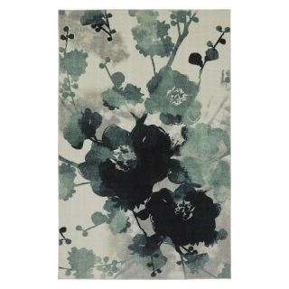 Mohawk Home Watercolor Floral Area Rug