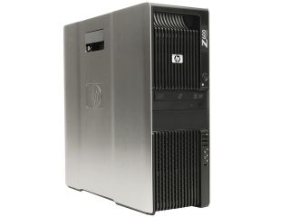 HP Z600 Workstation 2x Intel Xeon E5620 2.4GHz Quad Core Processors 300GB SSD and 1TB Storage Drive (New) 12GB Memory Nvidia Quadro 600 Video Card Windows 7 Pro 64Bit Installed W/ Recovery Disk