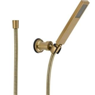 Delta Vero 1 Spray Wall Mount Handshower in Champagne Bronze 55530 CZ