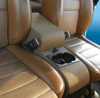 Vertically Driven Products   Padded Center Console