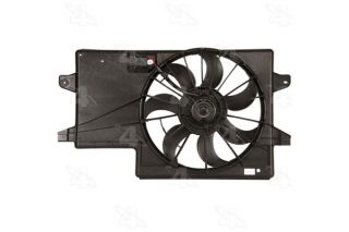 2008 2011 Ford Focus Electric Cooling Fans   Four Seasons 76200   Four Seasons Radiator Fan