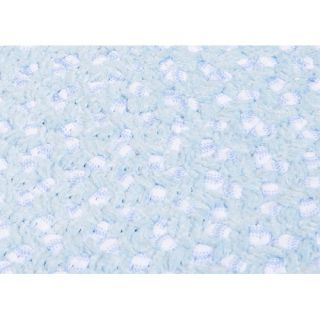 Colonial Mills Confetti Sky Blue Area Rug