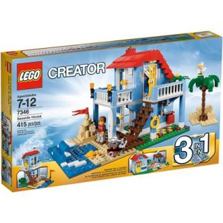 Creator Seaside House Set LEGO 7346