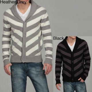 WT02 Mens Shawl Collar Cardigan  ™ Shopping   Big