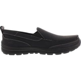 Mens Deer Stags Everest Slip On Black   17399689