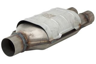 1995, 1996 Ford F 150 Catalytic Converters   Flowmaster 3912220   Flowmaster Universal Catalytic Converters   50 State Legal