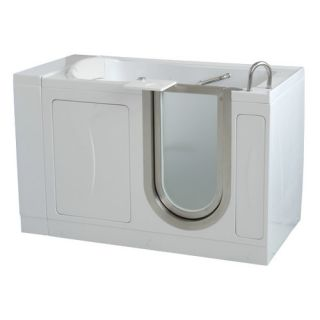 Ella Walk In Baths 52 x 30 Elite Soaking Walk In Tub