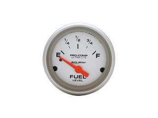 Auto Meter Ultra Lite Electric Fuel Level Gauge