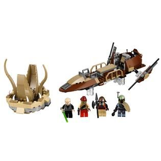 LEGO Star Wars Desert Skiff   Toys & Games   Blocks & Building Sets