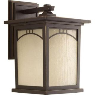 Progress Lighting Residence Collection 1 Light Antique Bronze Outdoor Wall Lantern P6053 20