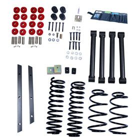 1997 2002 Jeep Wrangler Lift Kits   ORV 18401.3   ORV Complete Jeep Lift Kits