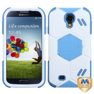 INSTEN White/ Baby Blue Goalkeeper Phone Case Cover for Samsung Galaxy