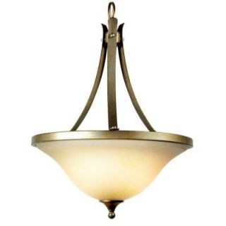 Yosemite Home Decor El Portal Collection 3 Light Hanging Pendant DISCONTINUED 7643 3AF