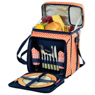 Picnic at Ascot Diamond Collection Picnic Cooler for Two   17261584