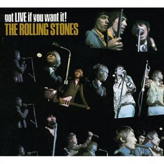 Rolling Stones Got Live If You Want It CD   7649385