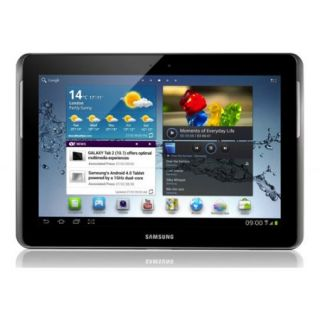 "Green Onions Supply Glossy Anti Fingerprint Screen Protector for 10"" Samsung Galaxy Tab 2"