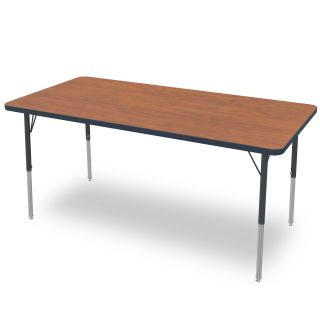 Marco Group Inc. 48 x 24 Rectangular Classroom Table