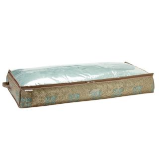 SedaFrance Cameo Key Taupe Under the Bed Storage Bag