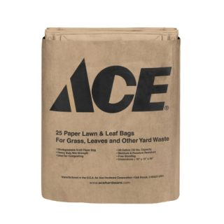 Ace 30gal Lawn and Leaf Bags   Trash Bags & Holders
