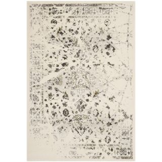 Safavieh Porcello Ivory/ Light Grey Rug (8 x 112)   17556362