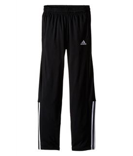 adidas Kids Clima Block Pants (Big Kids) Black/White