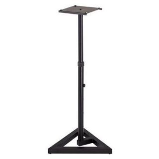 Quik Lok BS 300 Height Adjustable Near Field Monitor Stand (Single)