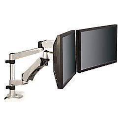 3M Easy Adjust Dual Monitor Mounting Arm For Flat Panel Display